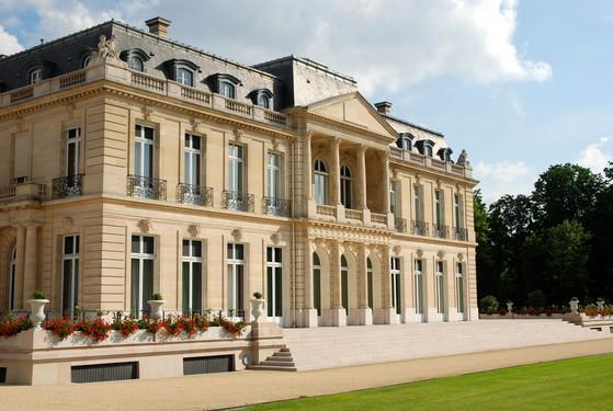 프랑스 파리에 위치한 OECD 본부 건물 중 Chateau de la Muette. [OECD 홈페이지]