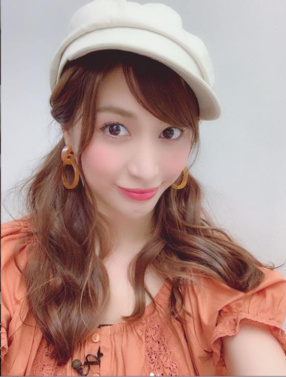 일본 인기걸그룹 AKB48 출신의 친한파 일본연예인 오오시마 마이 [인스타그램]