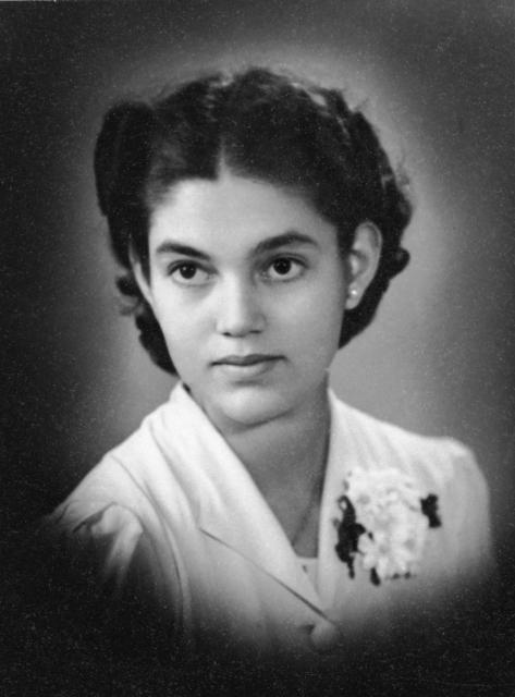 네덜란드계 여성으로 일본군 위안부 피해자였던 얀 루프 오헤른의 젊은 시절. 지난달 타계했다. [위키피디아]
