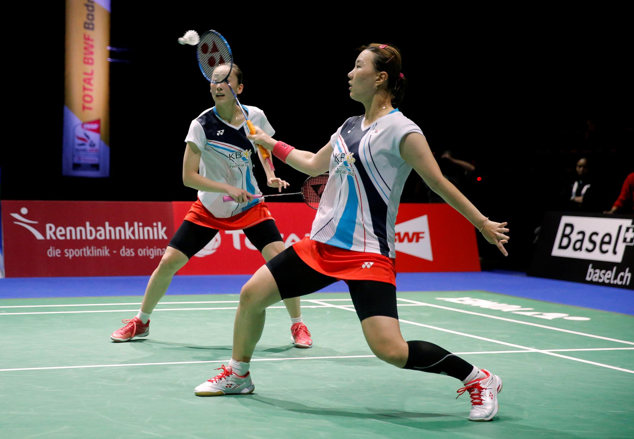 한국 배드민턴은 지난달 스위스에서 열린 세계선수권에서 2년 연속 노메달에 그쳤다.[로이터=연합뉴스]