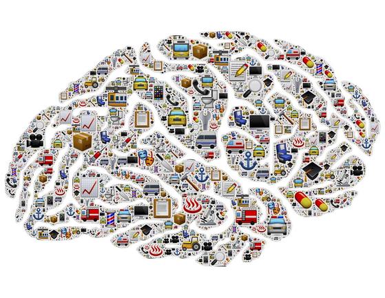 인간의 태도와 생각을 지배하는 것은 두뇌이다. [사진 pixabay]