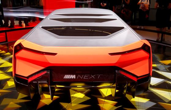 BMW 의 'Vision M Next'. [로이터=연합뉴스]