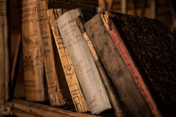 페르시아 속담은 곰팡이가 핀 책 대신 명상에서 진리를 찾으라고 말한다. [중앙포토]