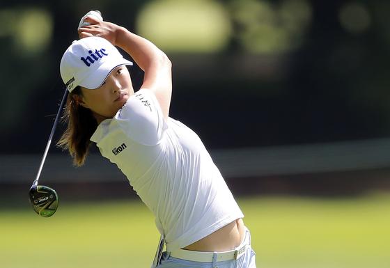 여자 골프 세계 1위 고진영. [AFP=연합뉴스]