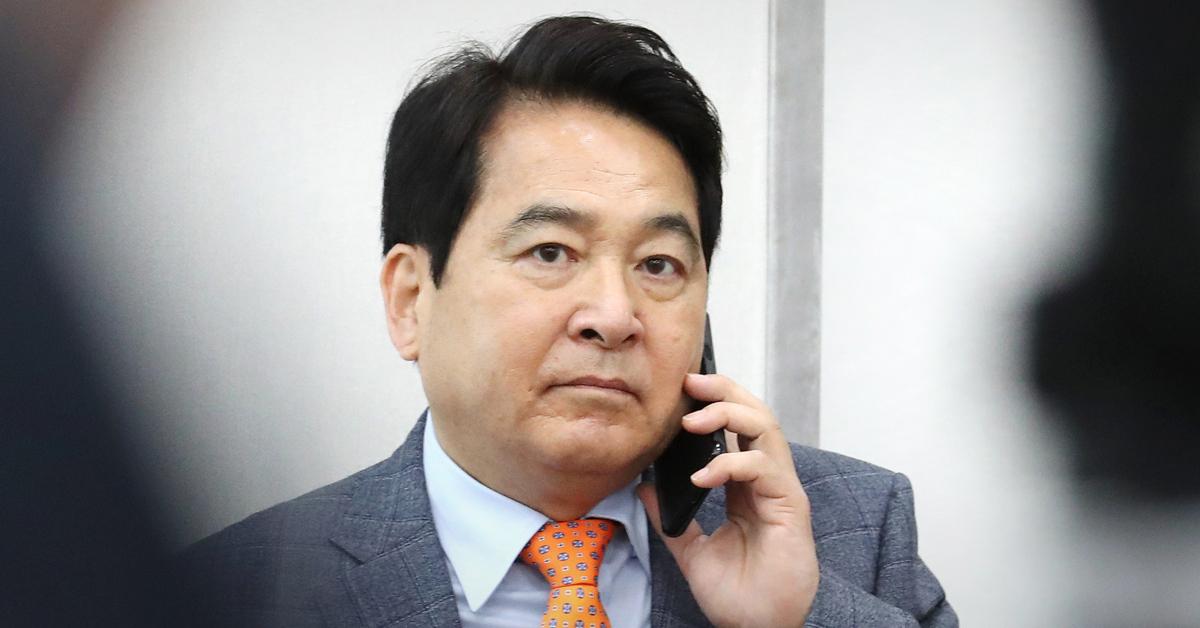 심재철 자유한국당 의원. [연합뉴스]
