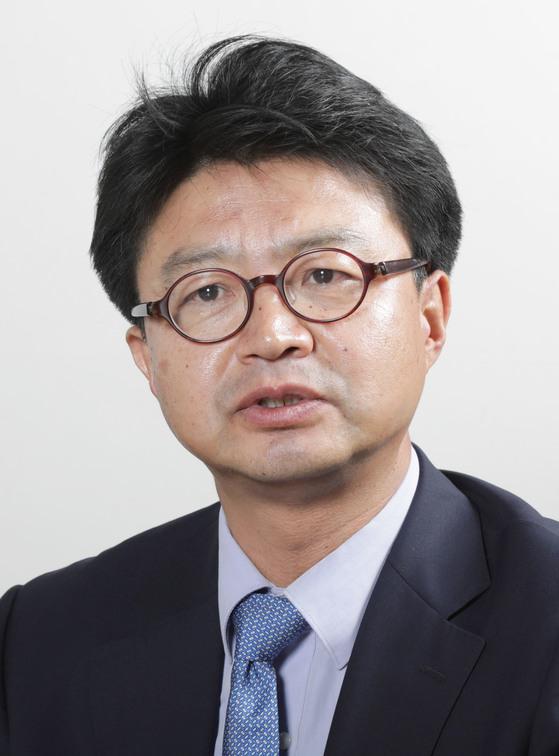 강원택 서울대 정치외교학부 교수. [중앙포토]