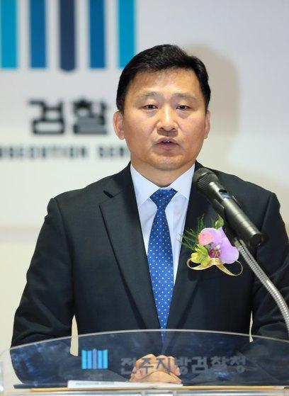 윤웅걸 전 전주지검장. [뉴스1]