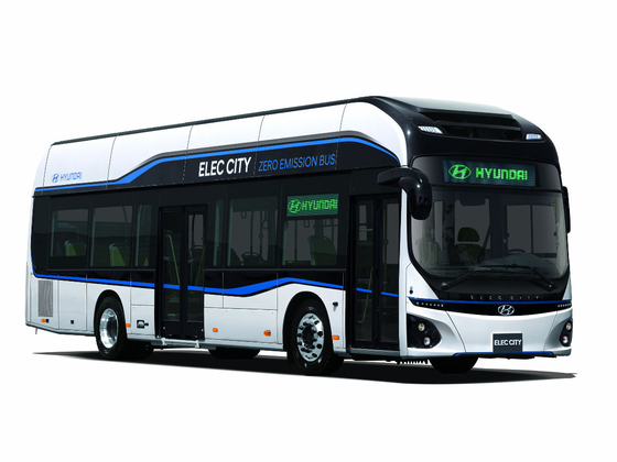 현대차, 서울 전기버스에 원격관제 장치
