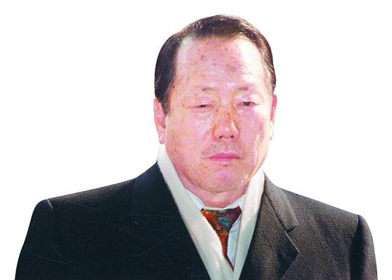 고 정태수 전 한보그룹 회장. [중앙포토]