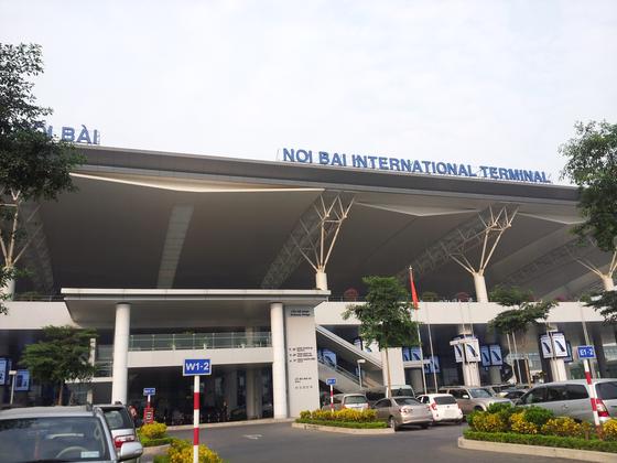 베트남 하노이 노이바이 공항. [연합뉴스]