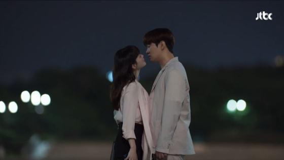 로맨틱 코미디 드라마 '멜로가 체질'(JTBC). [방송 캡처]