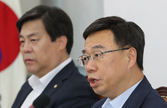 신상진 자유한국당 의원. [연합뉴스]