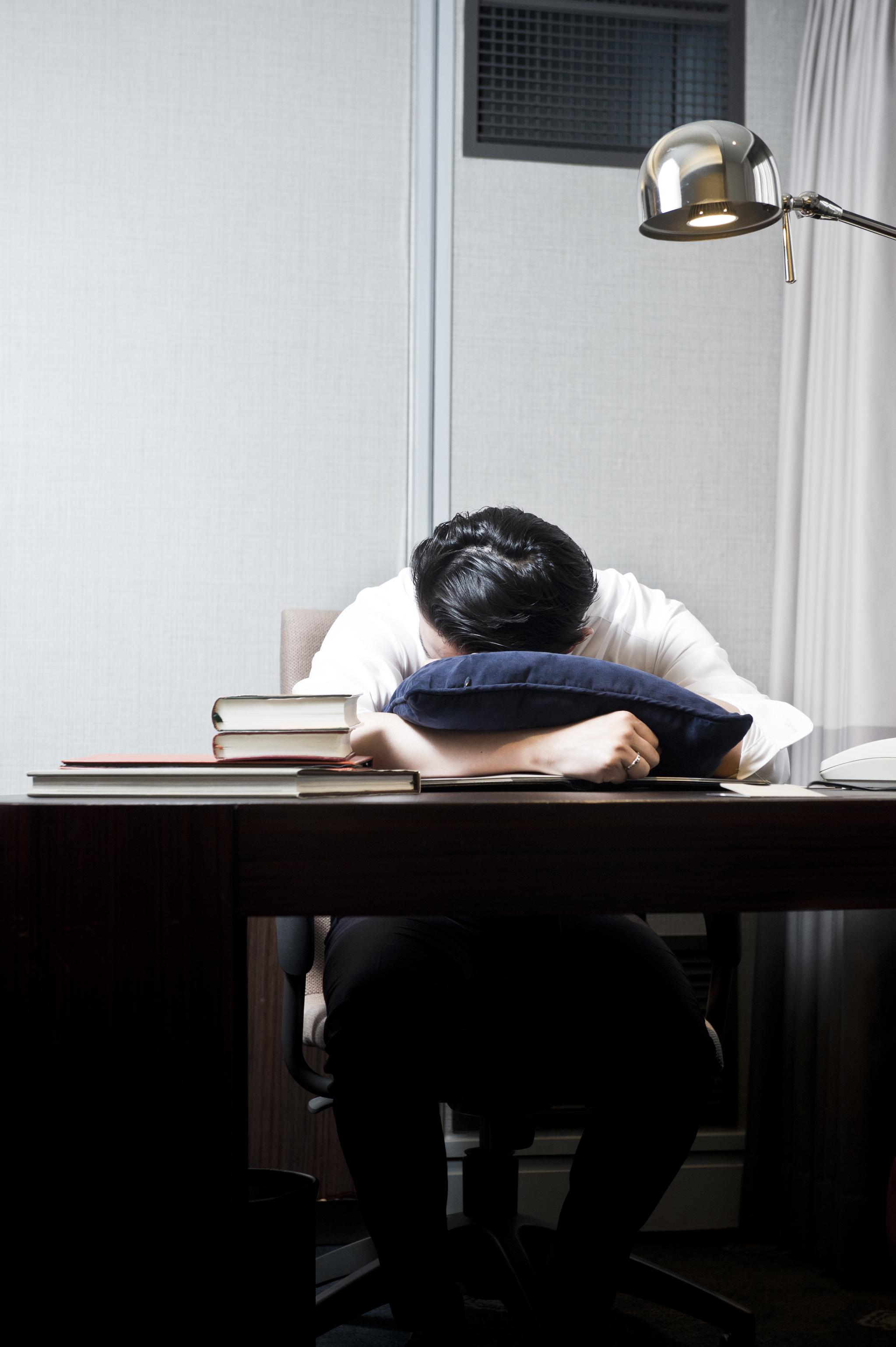 수면장애 환자는 꾸준히 늘고 있다. [중앙DB]