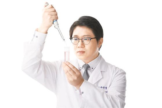 (주)크라운진 연구소장 이기수 박사