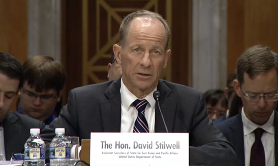 """스틸웰 """"美, 한ㆍ일 역할 안 보여도, 안 하는 게 아니다"""""""