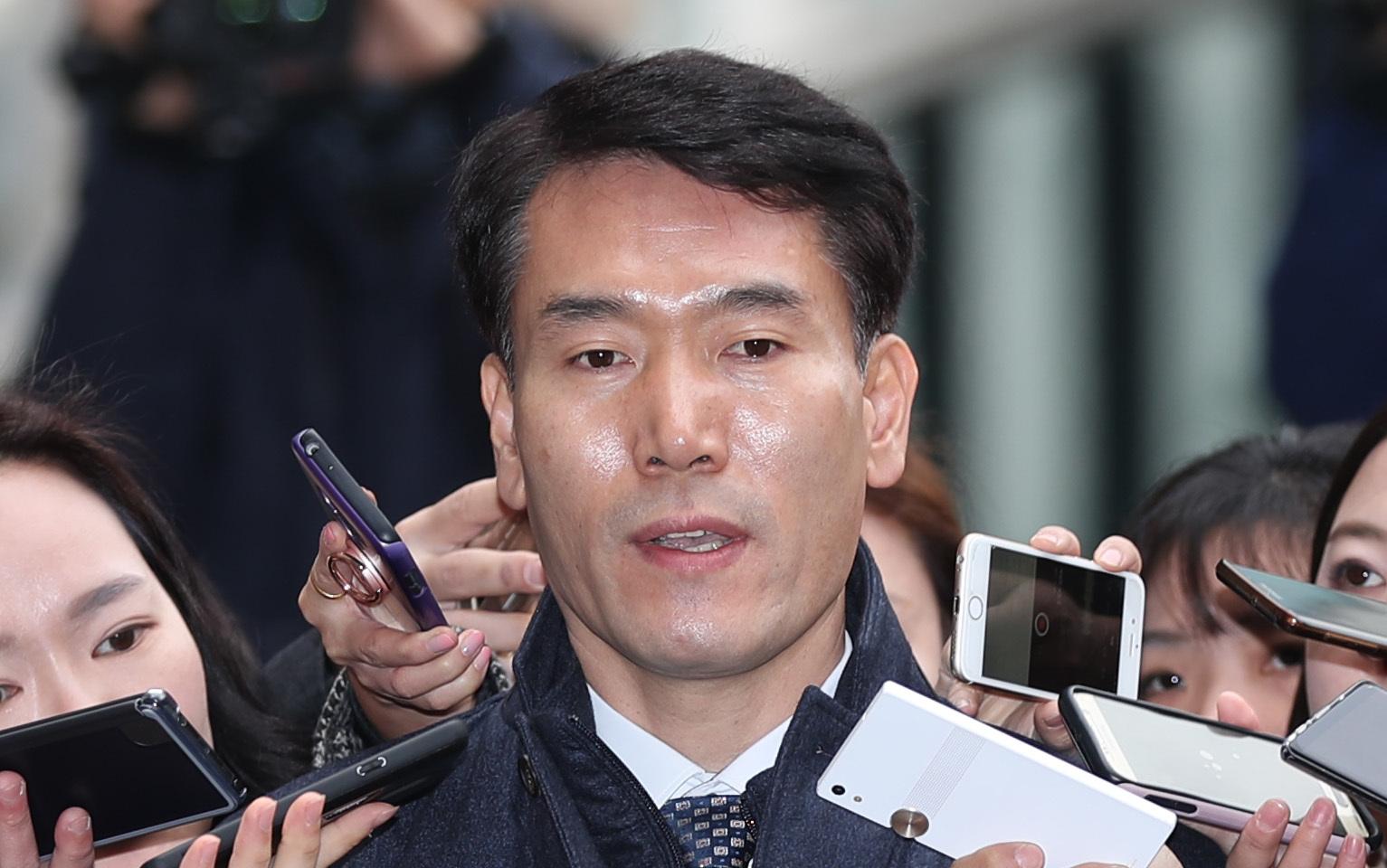 김병찬 전 서울용산경찰서장. [연합뉴스]