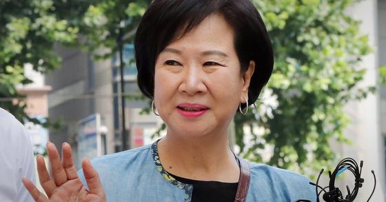 손혜원 무소속 의원. [뉴스1]