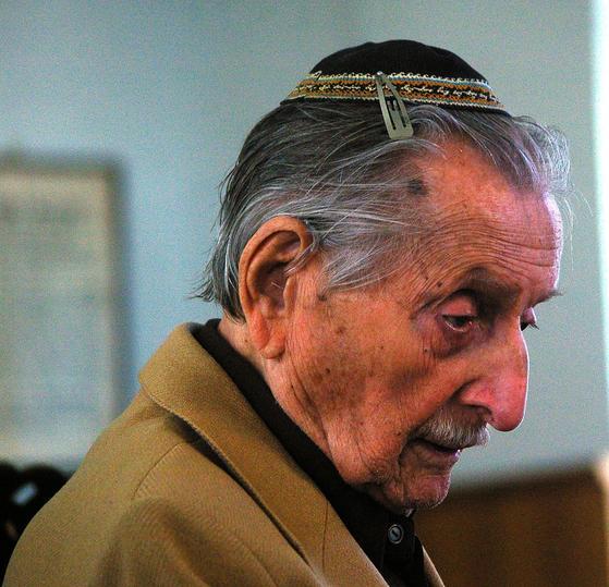 제2차 세계대전 당시 유대인 강제 수용소 생존자인 마르코 파인골트가 20일(현지시간) 106세의 나이로 별세했다. [사진 위키피디아]