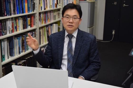 박상준 와세다대 국제학술원 교수 [중앙포토]