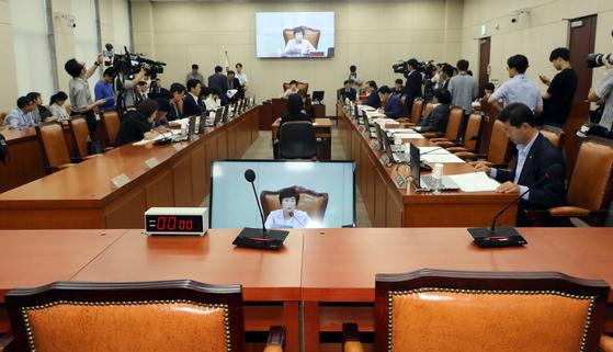 전혜숙 국회 행정안전위원회. [뉴스1]