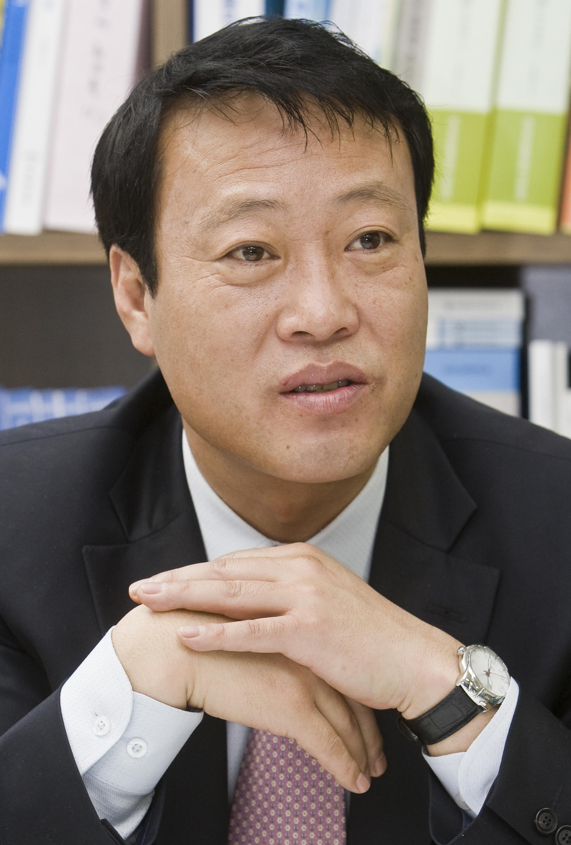 조승수 전 의원. [중앙포토]