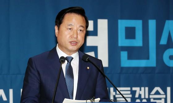 김두관 더불어민주당 의원. 변선구 기자