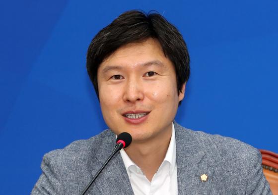 김해영 더불어민주당 최고위원. [뉴스1]
