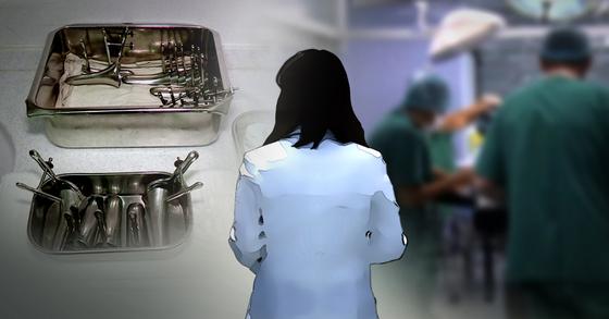 실수로 낙태 수술을 한 사실이 드러나 경찰이 수사에 착수했다. [연합뉴스]