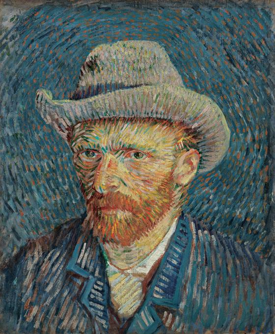 빈센트 반 고흐의 그림을 보면 새로운 세상을 보는 것 같다. 예술가는 남다른 시선으로 세상을 보고 표현해내곤 하는데, 그는 이를 그림에서 개성으로 드러냈다. [중앙포토]