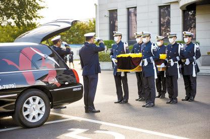 보람상조는 의정부·인천·창원·김해·여수 등지에서 직영장례식장을 운영한다.