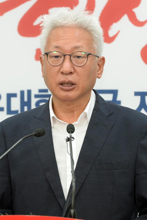류석춘 연세대 사회학과 교수. 조문규 기자