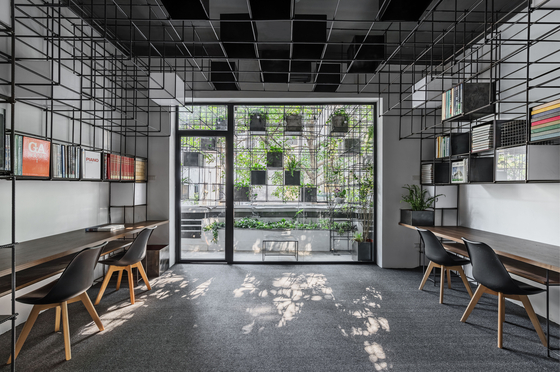 베트남, '에코 발코니' 프로젝트로 새로운 활기를 얻은 공간. [사진 서울디자인재단]