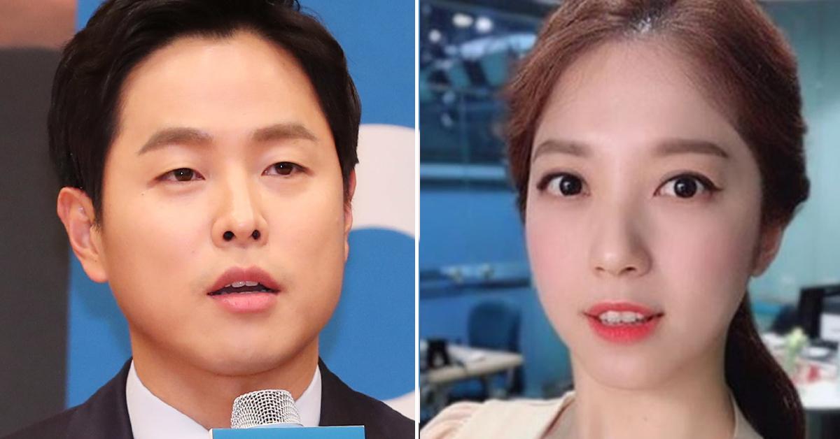 김현우 SBS 앵커(왼쪽)와 이여진 기상캐스터. [일간스포츠·인스타그램]