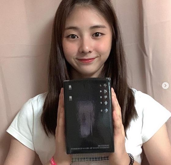 실력과 미모를 겸비한 '배구 아이돌' 박혜민. [사진 박혜민 SNS]