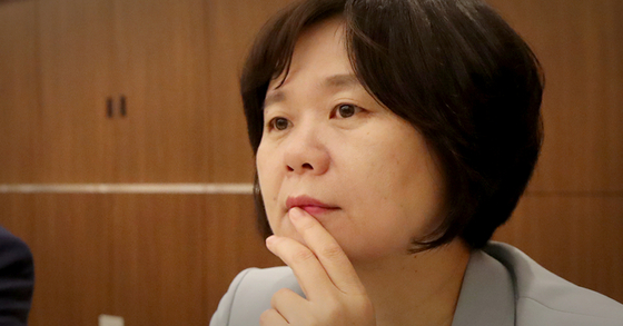 이정미 정의당 의원. [연합뉴스]