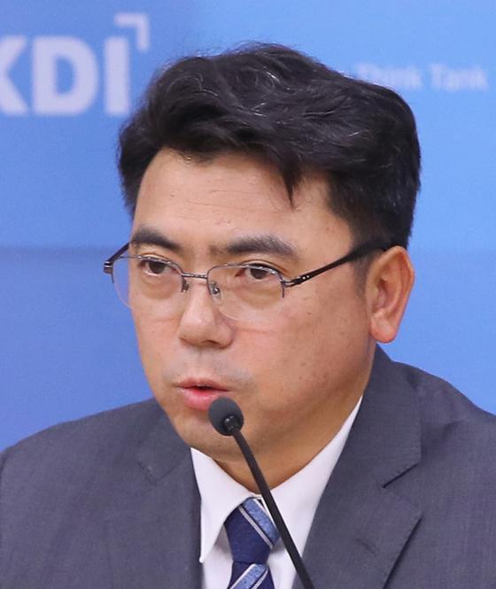 송인호 KDI 경제전략연구부장