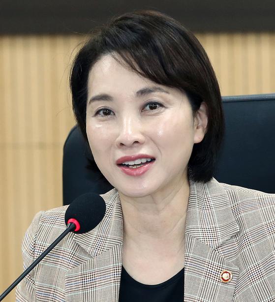"""유은혜 부총리 """"학종 개선 후 2028학년도 대입 개편 논의"""""""