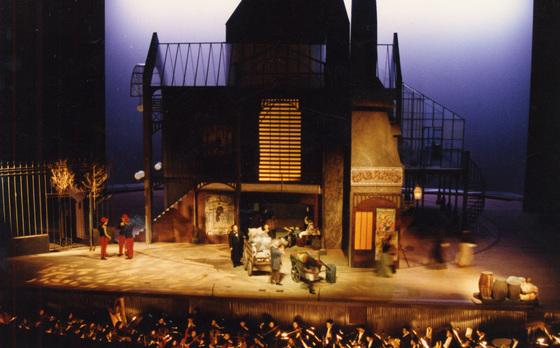 국립오페라단의 공연 장면. [사진 중앙포토]