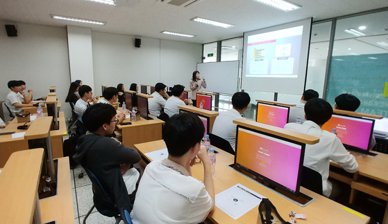 연성대학교, 한국과학창의재단 '학교밖 STEAM 프로그램' 1차 운영 완료