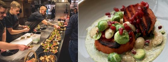 셀프서비스 형태의 유기농 식당 비오미오는 탄소 배출량을 줄이는 식사 제공에 가장 큰 가치를 두고 있다. [사진 BIOMIO 홈페이지]