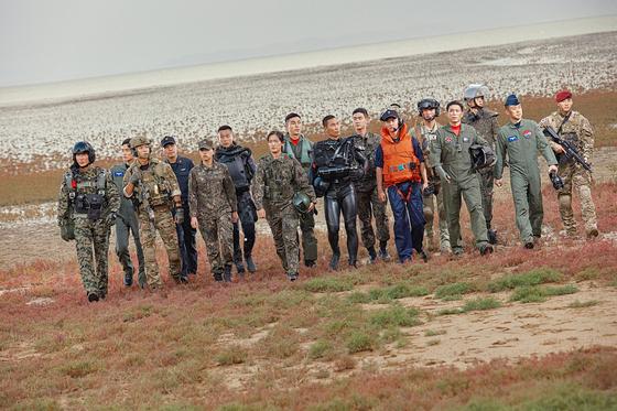 2019 국군 화보 프로젝트 '대한민국 최극강 국군' . [사진 국방부]