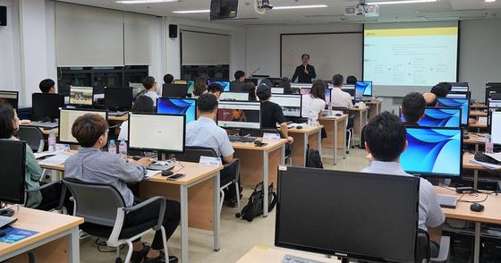 성균관대 AI Intensive Course 오리엔테이션 모습