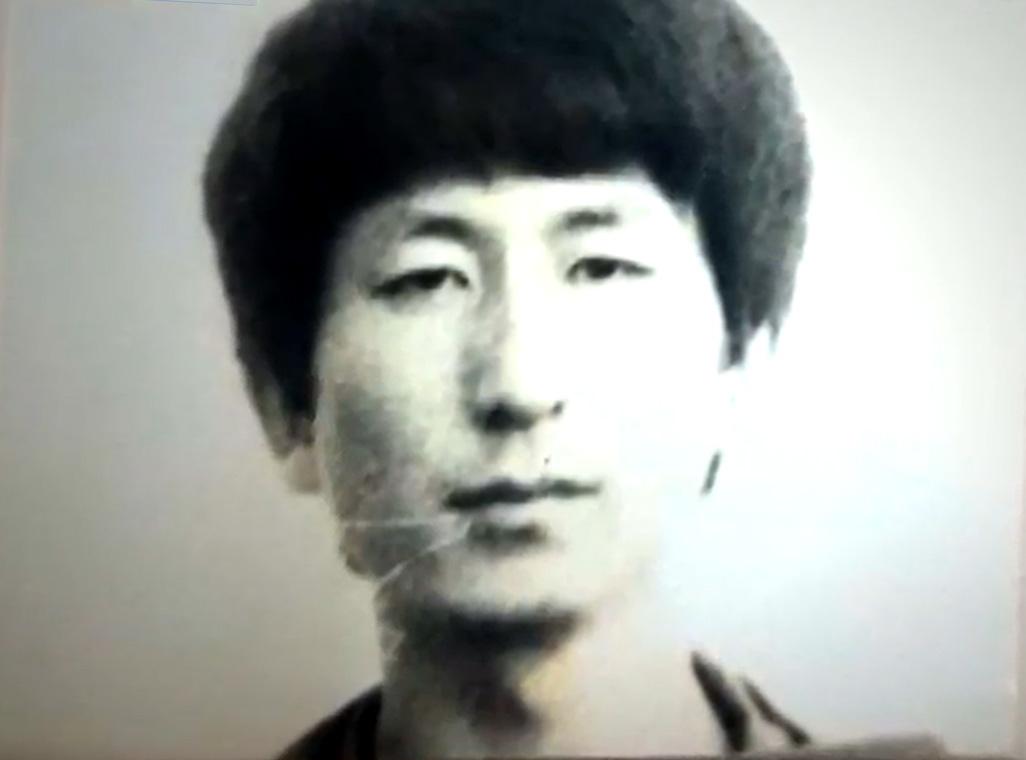 재소자 신분카드에 부착된 이춘재의 사진.[JTBC 캡처]