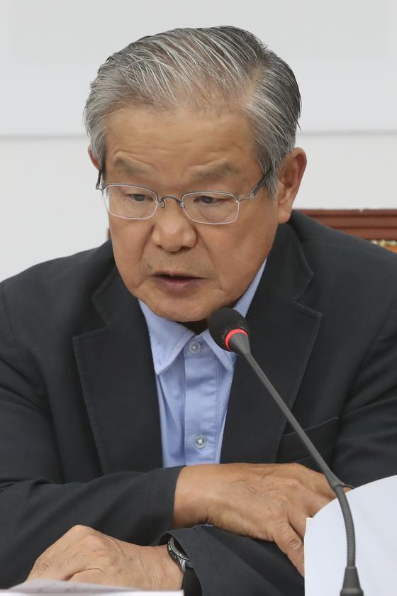 권태신 한국경제연구원 원장. [뉴스1]