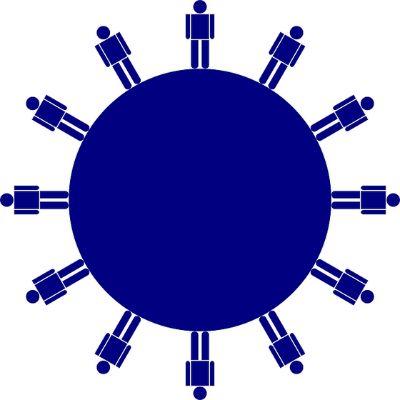 바람직한 '수평적 조직문화'는 전 직원이 동등한 포지션으로 모든 정보를 똑같이 공유하는 것이 아니다. 경영자와 직원이 모두 동의하는 '수평적 조직문화'를 만들어 나가야 한다. [사진 pixabay]