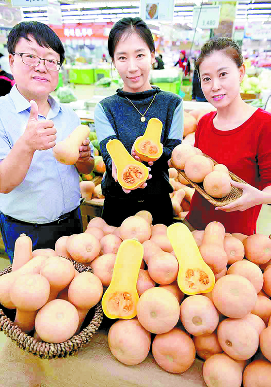 [사진] 땅콩이야 호박이야