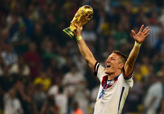 독일 축구의 '살아있는 전설' 슈바인슈타이거가 현역 은퇴를 선언했다. [사진 슈바인슈타이거 인스타그램]