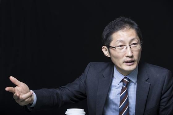 박준영 변호사 [중앙포토]