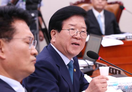 더불어민주당 박병석 의원. [연합뉴스]