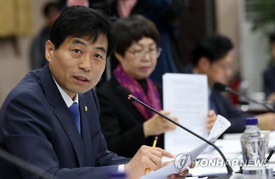 김민기 더불어민주당 의원. [연합뉴스]